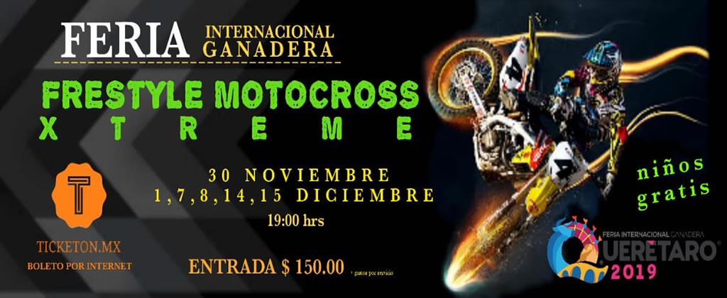 Freestyle Motocross Xtreme